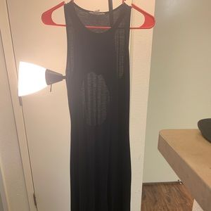 Tank top maxi dress